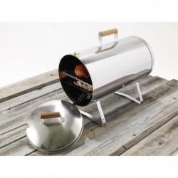MUURIKKA 10071 Fumoir électrique - Acier