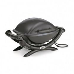WEBER Barbecue électrique Q 1400 - Noir gris