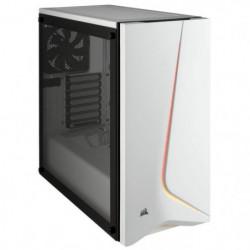 CORSAIR Boitier en verre trempé Carbide SPEC-06 RGB - Blanc