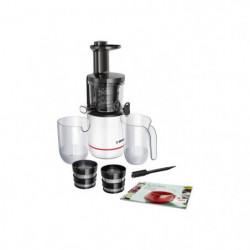 BOSCH MESM500W VITA EXTRACT Extracteur de jus - Blanc/Chrome