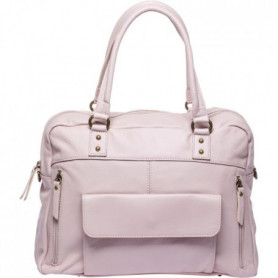 MAIA PARIS - PALOMA Sac a main rose poudré