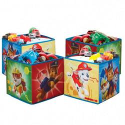 PAT'PATROUILLE Cubes de rangement pour jouets - Garçon