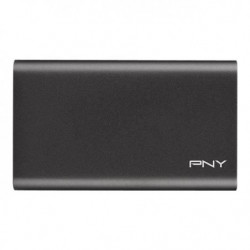 PNY - Disque SSD Externe - Elite - 480Go - USB 3.1