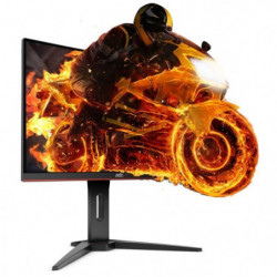 AOC Ecran Gaming 27 pouces incurvé - Dalle VA - 1ms