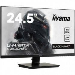 """IIYAMA Ecran G-Master G2530HSU-B1 - 24.5"""" Full HD - Dalle TN"""