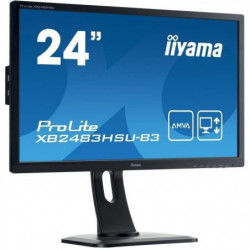"IIYAMA Ecran 24"" - Full HD AMVA - LED - 4 ms - 75Hz 29615"
