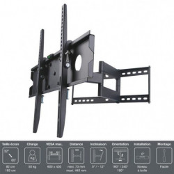 "INOTEK PRO M1 3265 Support TV mural - Pour TV 32"" a 65"""