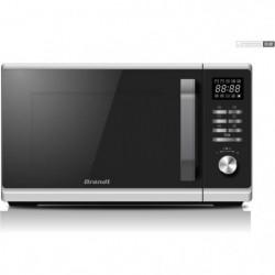 BRANDT SE2300W - Micro-ondes monofonction blanc - 23 L - 800W