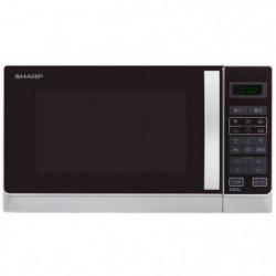 SHARP R-742WW - Micro-ondes grill - Blanc - 25L - 900 W
