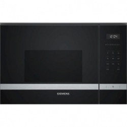 SIEMENS BF555LMS0 Micro-ondes combiné grill encastrable