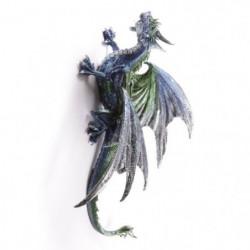 Figurine mural Dragon - 63cm