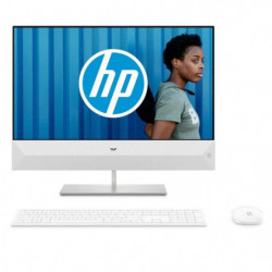 """HP PC Tout-en-un Pavilion 24-xa0027nf 23.8"""" FHD Tactile"""