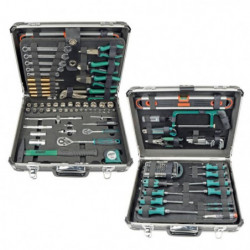 MANNESMANN Coffret a outils M29078 - 160 pieces