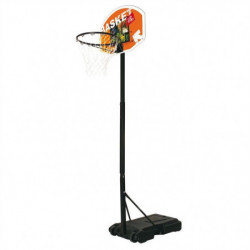 MONDO Panier de basket Junior ajustable de 165 à 205 cm