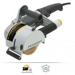 PEUGEOT Polisseuse/Ponceuse - Energybrush-1500 - 1500 W