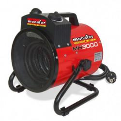 MECAFER Chauffage de chantier soufflant électrique 3000 W 31073
