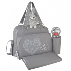 BABY ON BOARD Sac a langer + accessoires nomades Simply Girl