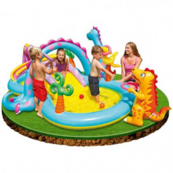 INTEX Piscine gonflable pour enfant - Aire de jeux aquatique
