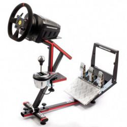 69DB Support Wheel Stand EVO - Pour volant, pédalier et boite