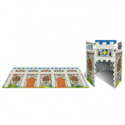 STAMP Tapis Puzzle Château
