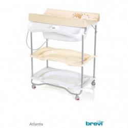 BREVI Atlantis - Table a langer - Motif Little Bear