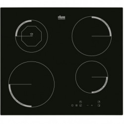 FAURE F6204IOK Table de cuisson Induction 4 zones - 6600W