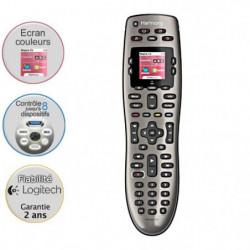 Logitech télécommande universelle TV Harmony 650 - 8 en 1