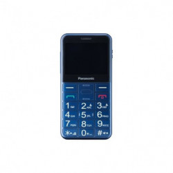 PANASONIC Téléphone mobile sénior - TU150EX - Bleu