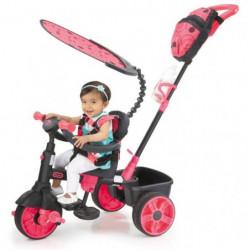 LITTLE TIKES Tricycle Evolutif 4 en 1 Deluxe Edition Neon